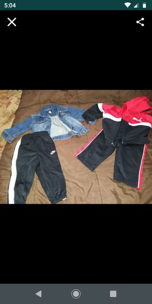 2 outfits 10 -12 months Little Boys for Sale in Philadelphia, PA