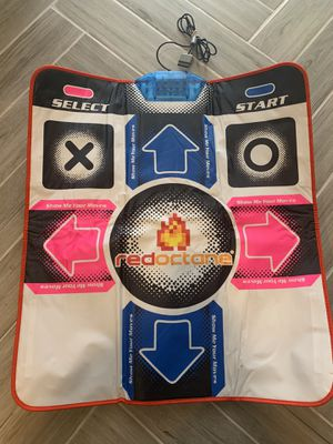2 PS2 Dance Pads ( RedOctane and MadCatz ) for Sale in Gainesville, VA