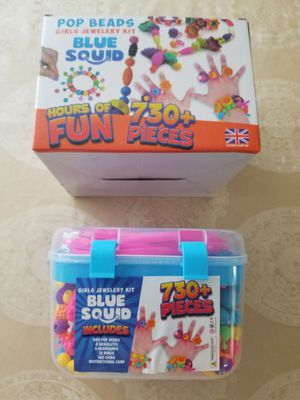 Jewelry Making Kit Toy for Kids for Sale in Huntersville, NC
