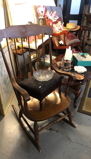 Antique rocking chair for Sale in Salem, OR