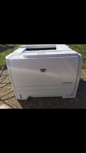 Printer white and black for Sale in Cleveland, OH