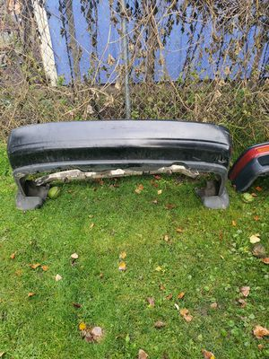 92-95 Honda Civic Rear bumper 2/4 Door for Sale in Tacoma, WA