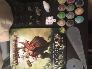 Warhammer Nurgle Army Lot for Sale in Seattle, WA