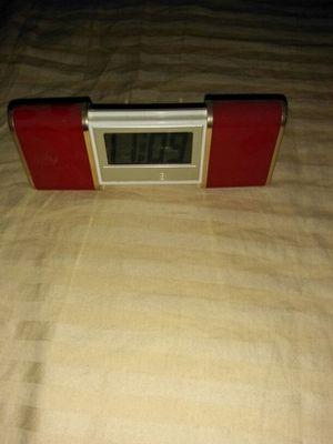 Traveling alarm clock for Sale in Stockton, CA