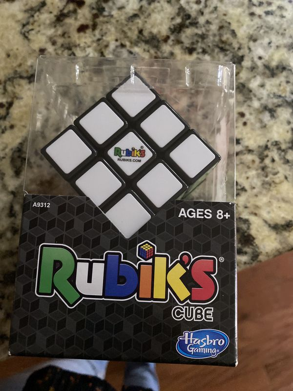 Rubik's Cube Game 3x3 - Brain Teaser Puzzle - Ages 8+ - New