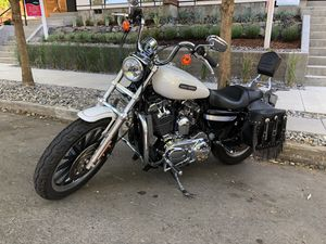TRADE? 2007 Harley Davidson Sportster XL1200L for Sale in Aurora, OR