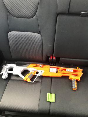 NERF Gun sniper rifle for Sale in Tacoma, WA