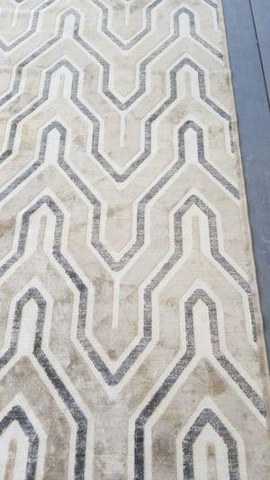 8x11 modern geometrical rug. for Sale in McLean, VA