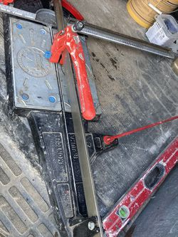 Tile Cutter for Sale in Portland,  OR