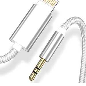 iPhone to 3.5mm Car AUX Cord for Sale in Gilbert, AZ