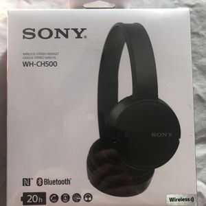 Sony WH CH 500 for Sale in Strathmore, NJ