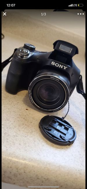Sony camera for Sale in San Diego, CA