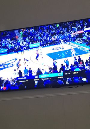55 inch Samsung smart tv for Sale in Cleveland, OH