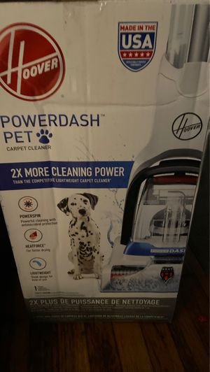Hoover carpet cleaner for Sale in Syracuse, NY