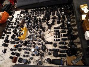 Huge Nikon lens collection!! for Sale in Ashburn, VA