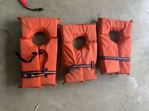 Life jackets for Sale in Riverside, CA