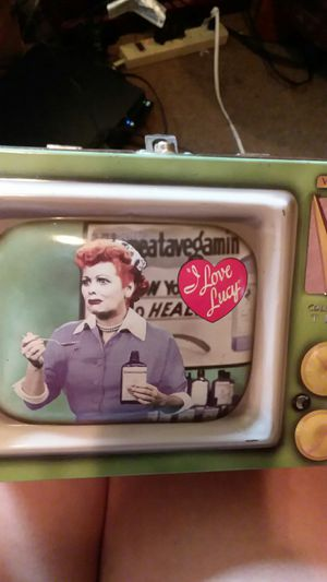 I Love Lucy lunch box collectible for Sale in Ottumwa, IA