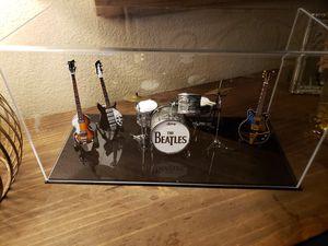 Beatles Ed Sullivan Repilca Mini Band Set for Sale in Fort Worth, TX
