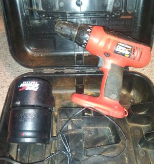 Firestorm 18v Black & Decker Drill in Case for Sale in Pulaski, TN