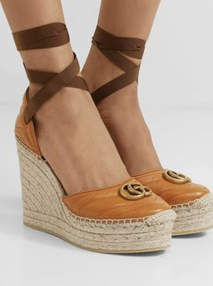 Gucci wedges for Sale in Cypress, TX