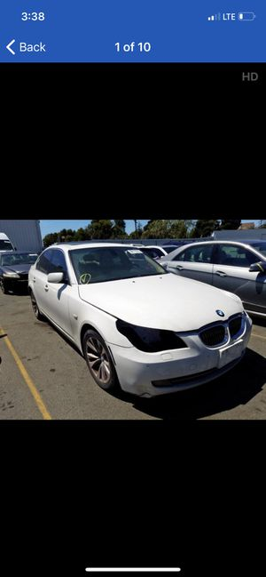2008 BMW 535I PARTING OUT! for Sale in Rancho Cordova, CA