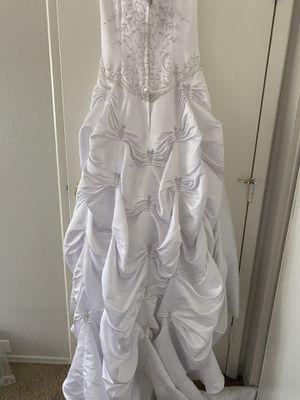 David's Bridal wedding dress for Sale in Poway, CA