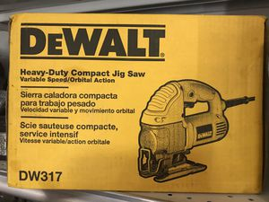 Dewalt tools 🧰 tools 🛠 tools ⚒ (NEW IN BOX) for Sale in Detroit, MI