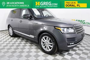2016 Land Rover Range Rover for Sale in Doral, FL
