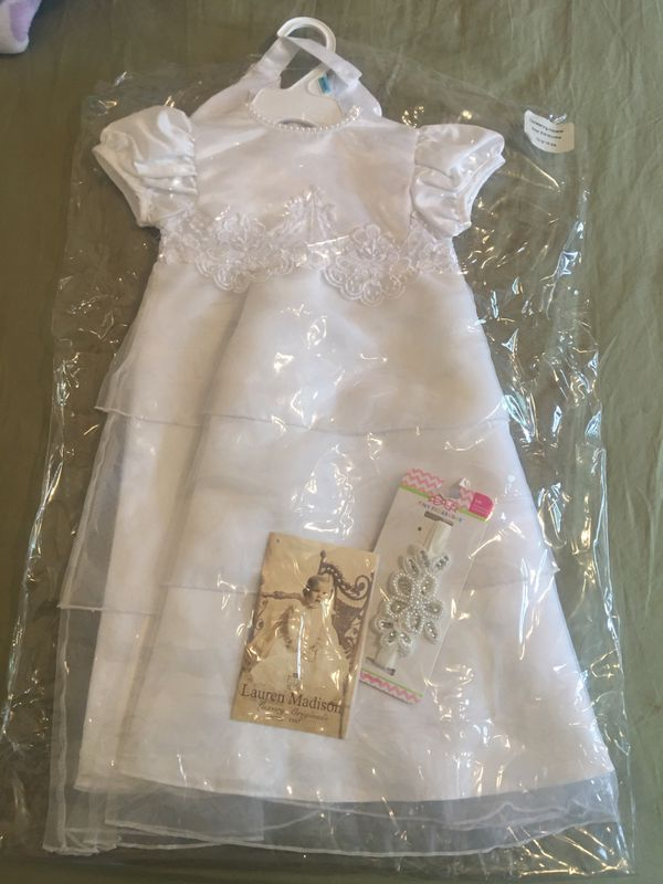 Baptismal/Christening Dress
