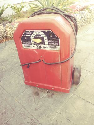 Lincoln 225 amp AC Arc / stick welder for Sale in Hollywood, FL