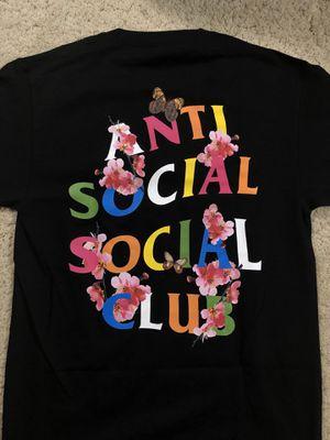 ANTI SOCIAL SOCIAL CLUB FRANTIC TEE for Sale in Orange, CA