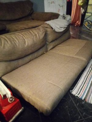 Camper futon couch for Sale in Lafayette, IN