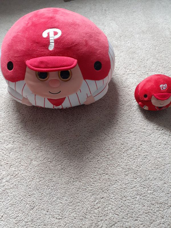 Nationals and Phillies beaneebaby