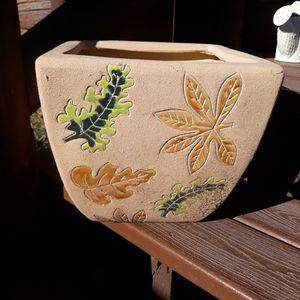 Ceramic Pot For Garden Planting for Sale in Folsom, CA