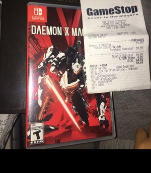 Daemon X Machina for Sale in Lake Elsinore, CA