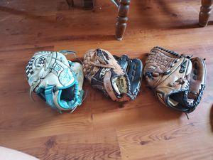 Baseball gloves for Sale in Chesapeake, VA