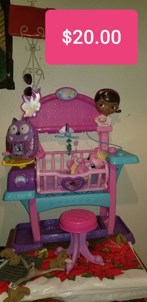 Toy crib! for Sale in South Houston, TX