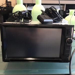 Kenwood Car Gps Dvd Bluetooth Radio for Sale in Dallas, TX