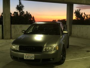 2002 Audi A4 LOW BALLERS WILL BE IGNORED for Sale in San Diego, CA