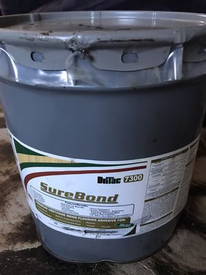 Sure Bond DriTac 7300 Super Adhesive for Sale in San Diego, CA