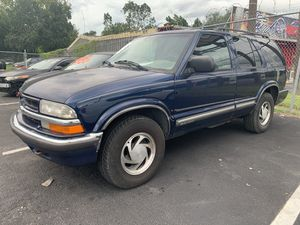 2000 Chevy Blazer 4WD for Sale in Auburndale, FL