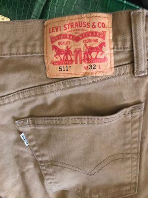 "Levi shorts w 32 L 511"" for Sale in Scottsdale, AZ"
