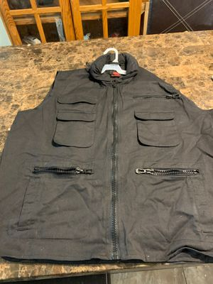 Cloth motorcycle vest for Sale in Las Vegas, NV