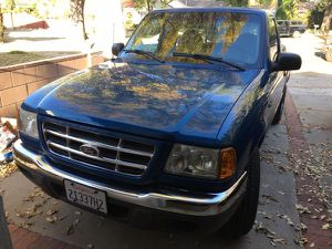 2001 ford ranger xlt for Sale in Los Angeles, CA