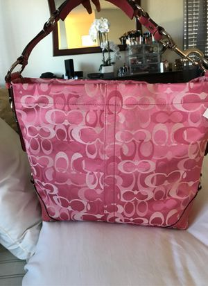 Large new coach purse for Sale in Redlands, CA
