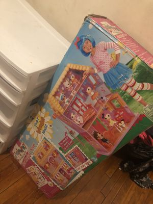 Lala loopsy doll house for Sale in Washington, DC