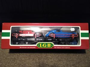LGB G Gauge train hauler New for Sale in Waterbury, CT