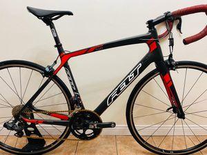 Felt Z2, Carbon Fiber High End Road Bike, Shimano Ultegra Di2, Sram Red Crank, Like New! for Sale in Manhattan Beach, CA