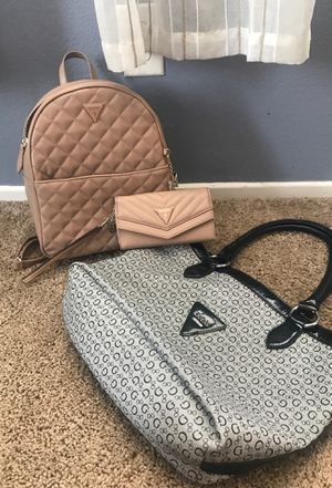 2 Guess Bags for Sale in North Las Vegas, NV