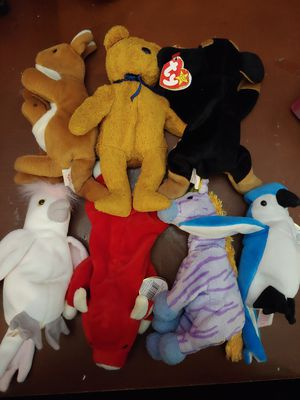 Lot of 10 Ty Beanie Babies for Sale in Plantation, FL